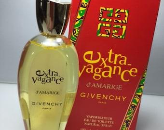 c7f58b54e8 Givenchy Extravagance d'Amarige Eau de toilette 100ml. Rare vintage 1998s