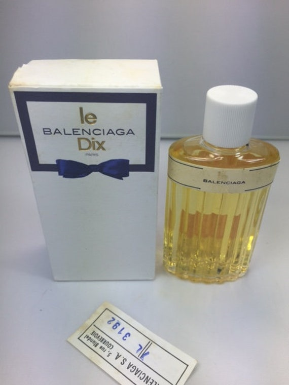 MlRareVintage De PerfumeEau Dix Cologne 50 1970s Balenciaga Sealed Le VGqUMSzp
