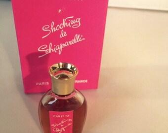 SHOCKING by ELSA SCHIAPARELLI Rare, Vintage parfum parfum 10ml 1950s