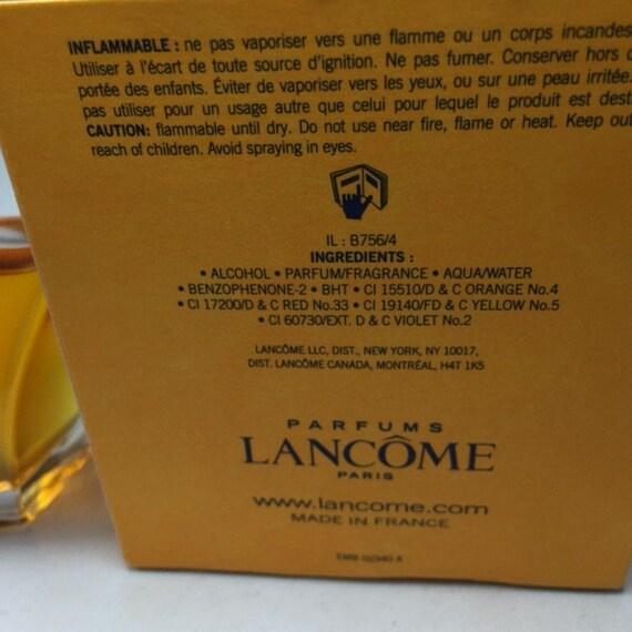 Lancome Poeme Parfum Eau De Parfum 50ml Vintage 1995s First Edition