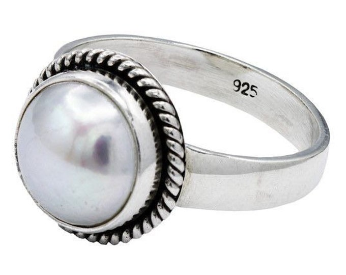 Genuine Pearl Ring