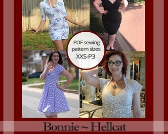 0bc1e1d8e0 Ragamuffin Patterns Bonnie Shirt & Dress