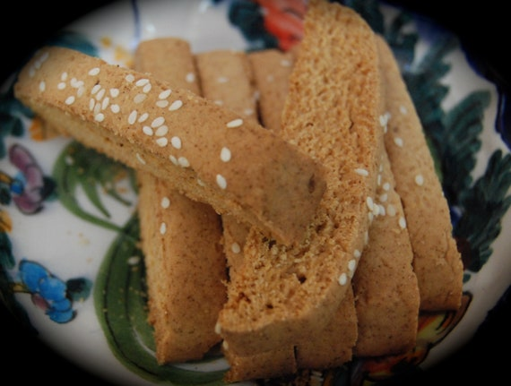 Cuscini Biscotto Dove Comprarli.Paximadia Hand Made Traditional Greek Biscotti Cookies Etsy