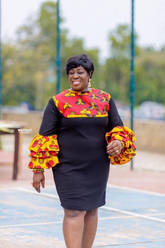 Plus Size African Clothing for Women , African Print dress, African Summer  Dress, African clothing for Women, Ankara Dress, Ankara Dress, Af