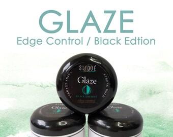 Glaze Smoothing Edge Control