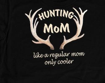 Hunting Mom Shirt Etsy