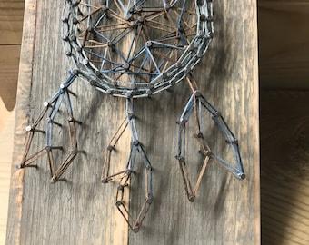 Dreamcatcher String Art