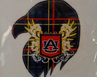 WAR EAGLE Tea Towel Auburn University