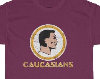 Washington Caucasians T Shirt a77d05d21