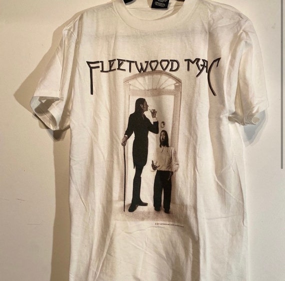 Vintage Fleetwood Mac Tour Tshirt
