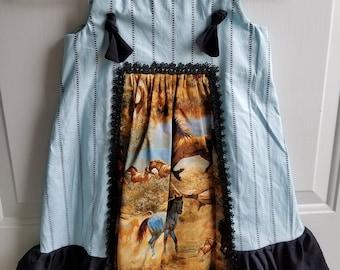 Size 4T Horse Dress