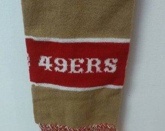 Top 49ers scarf | Etsy