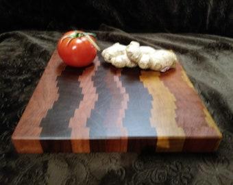 End Grain Hardwood Cutting Board
