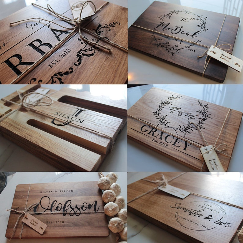 Game Of Thrones Gift Custom Cutting Board for Wedding gift Housewarming Gift Personalized Dinner is Coming Custom Anniversary Gift