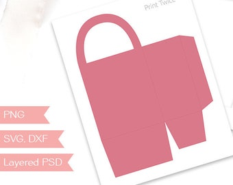 photo regarding Printable Gift Bags called Printable reward bag Etsy