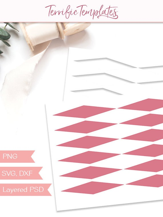 commercial use PSD fold-over food flag Cupcake flag template PNG TT37 SVG blank sheet design your own party printable craft template