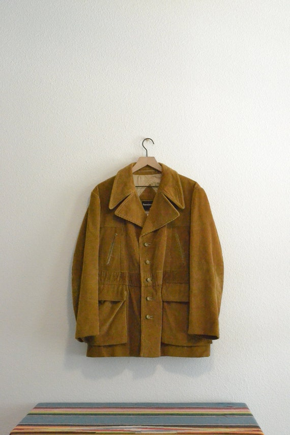 Vintage 70's JCPenney's Towncraft Corduroy Jacket