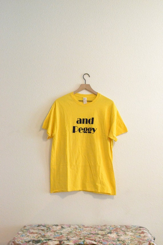 And Peggy Tee (Sz L)