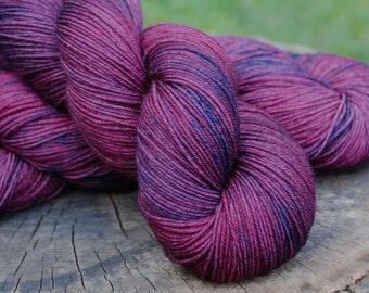 Divination Hand Dyed Sock Yarn