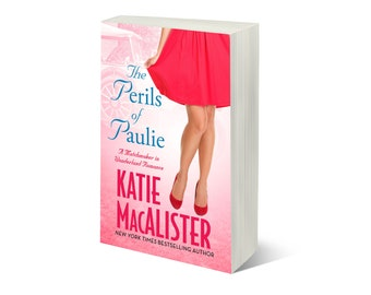Personalized signed paperback copy of The Perils of Paulie