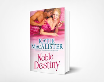 Personalized signed paperback copy of Noble Destiny