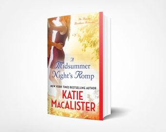 Personalized A Midsummer's Night Romp original mass market paperback