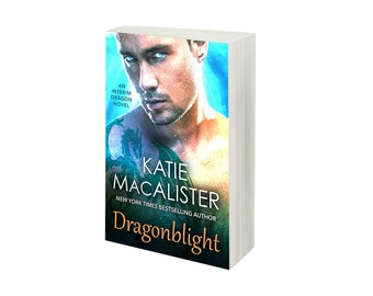 Personalized signed trade paperback copy of Dragonblight