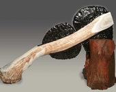 Native American War Club Tomahawk