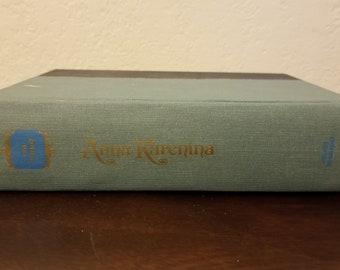 Anna Karenina by Leo Tolstoy vintage