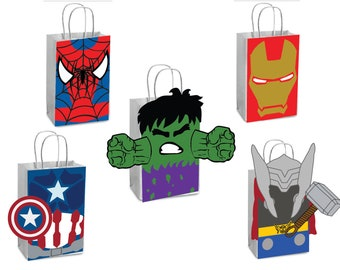 Thor Party Favors Goody Bags