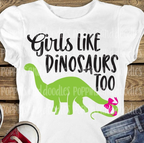 Dinosaur Svg Digital Download Printable Tshirt Dxf Cut File Etsy