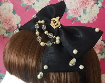 Black Crown Bow