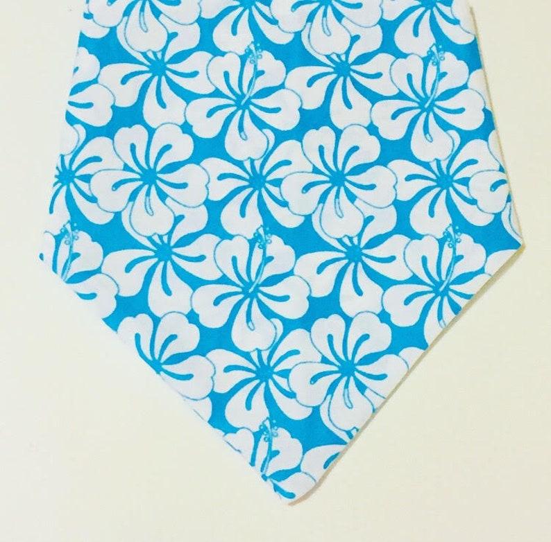Blue Hawaiian Bandana