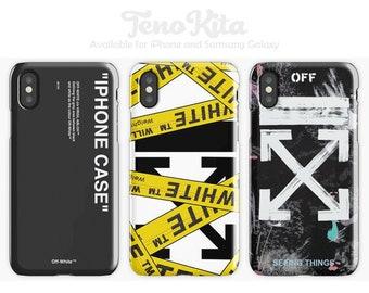 56c9faa432f9e Off white phone case