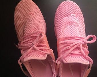 Pink Nike Presto Custom