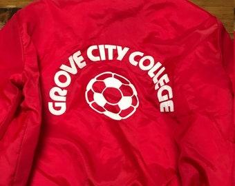 Vintage Team Soccer Jacket S