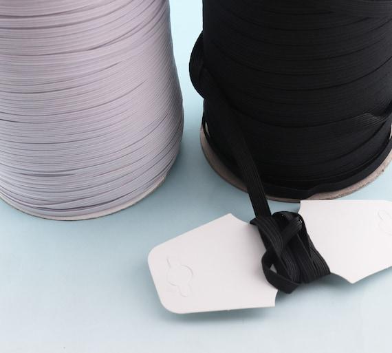 3mm1 8 Trim Elastic Cord Flat Elastic Band For Mask Etsy