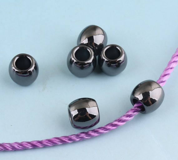 20Pcs Toggle Buckle Cord Ball Stopper Lock End for Paracord Luggage Strap