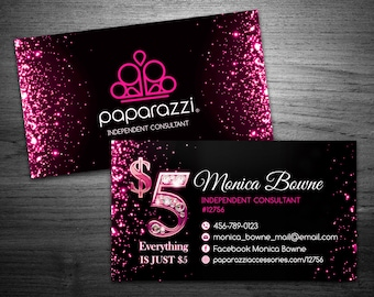 paparazzi business cards paparazzi business card paparazzi jewelry paparazzi accessories paparazzi read description before buying - Paparazzi Business Card Template
