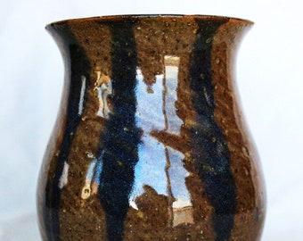 Small Ceramic Bulb Vase