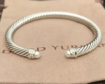 Fake David Yurman Men S Braceletsleather Name Bracelets