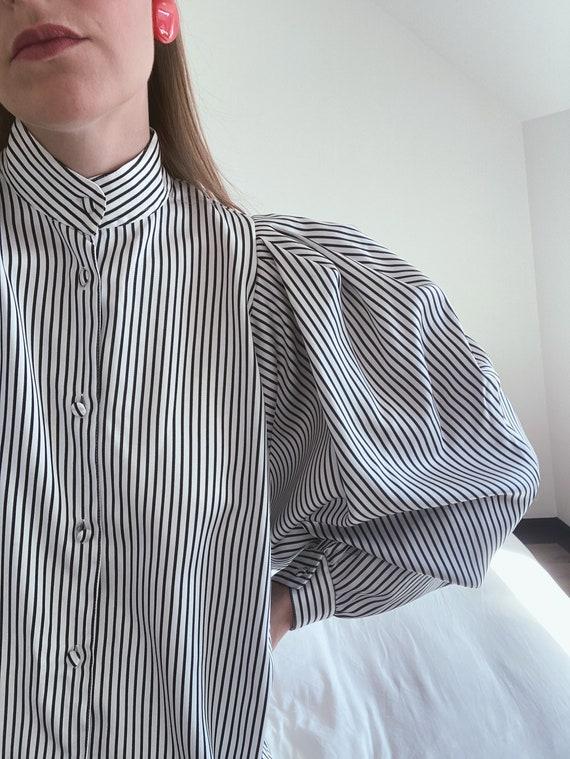 Vintage blouse 1980s - image 3