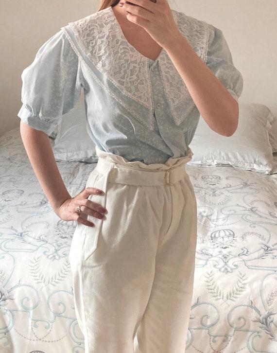Vintage blouse 1970s