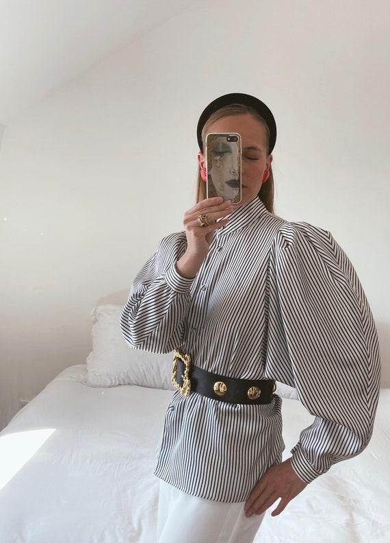 Vintage blouse 1980s - image 2