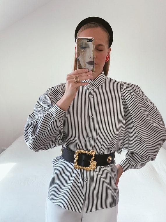 Vintage blouse 1980s