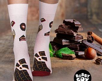 Colorfulsocks - Chocolate