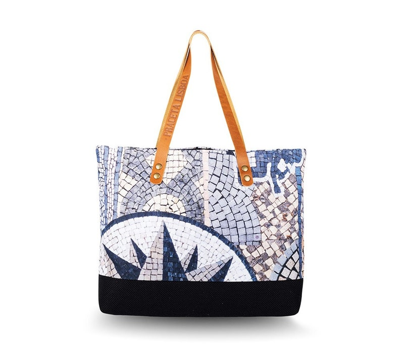 handmade bag  PRACETA LISBOA . rossio collection  reference image 0