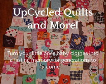 Upcycled Quilts and More