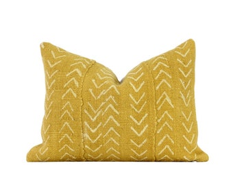 AZIBO Throw Pillows African Mud Cloth