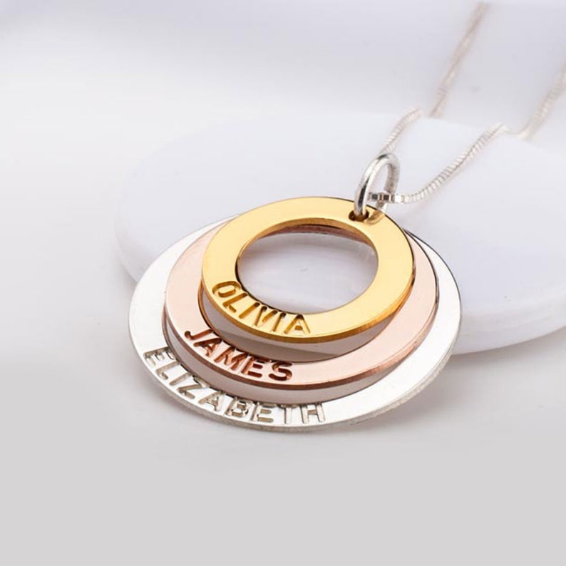 Mom Necklace Mother Necklace